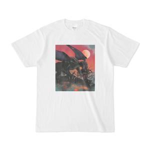 ブラックドラゴンTシャツ