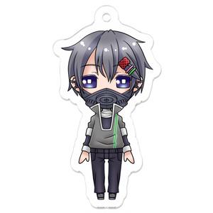 【UTAプチ】彩色灰人【アクリルキーホルダー】