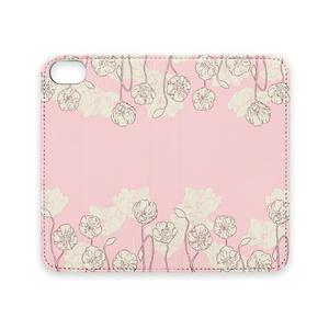 花の名前iPhoneケース