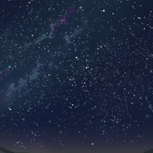 星空の背景素材高解像度01
