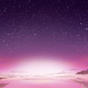 星空の背景素材高解像度02
