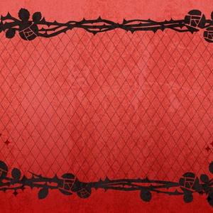 薔薇フレーム背景素材高解像度