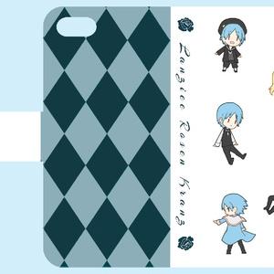 ランジエ手帳型カバー(iPhone5/5s)
