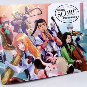 -SCORE- Xenogears Music Anthology