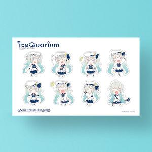 iceQuarium ステッカー