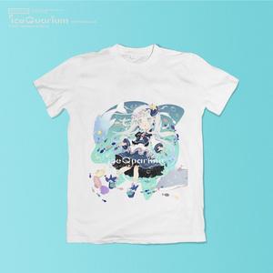 iceQuarium Tシャツ 【pixivFACTORY版】