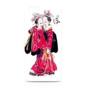 「ぽぽぽ」IPhoneケース