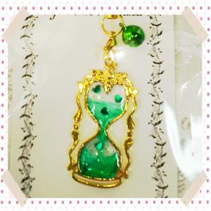 ⏳ 砂時計キーホルダー ⏳