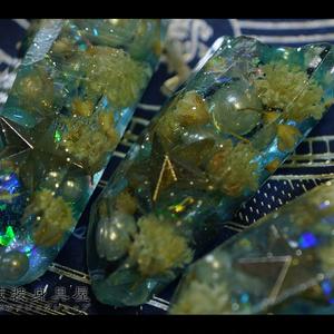 魔鉱石のネックレス