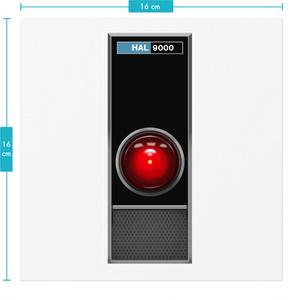 HAL9000ステッカー