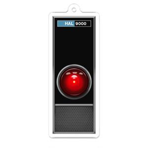 HAL9000アクリルキーホルダー