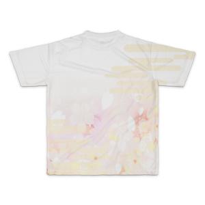 小早川紗枝 フルグラフィックTシャツ