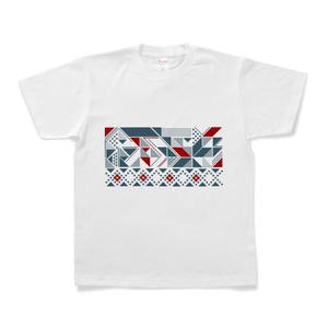 ドット模様Tシャツ