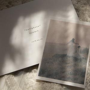 fernweh postcard set [ cammpanerra/reveni ]