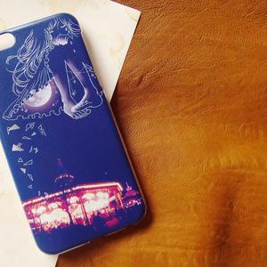 【透過あり】「情景の匣」シリーズ三種/iphone6,6s【スマホケース】