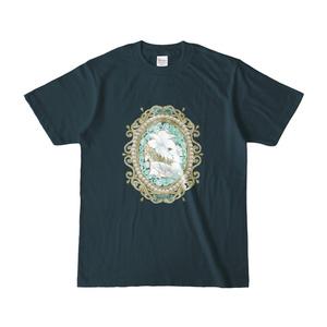 ペガサスカメオブローチTシャツ