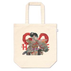 【公式グッズ】GOHOMEモザイ子バッグ
