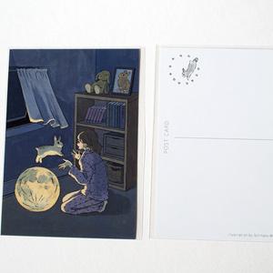 Schinako's Art Postcard (A miracle will happen)