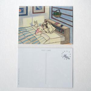 Schinako's Art Postcard (Good morning)