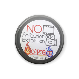 NO solication.extortion