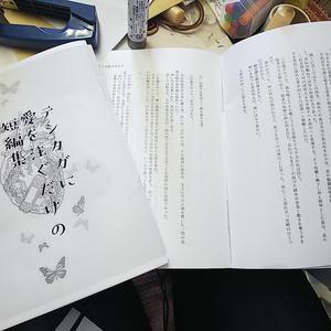 テシカガに全力で愛を注ぐ短編集【二次創作】
