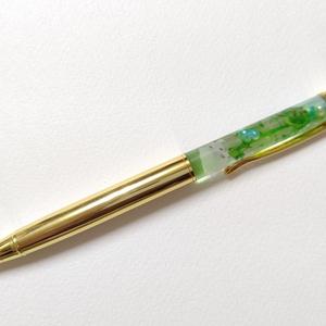 CR:5+バクシー・ハーバリウムペン