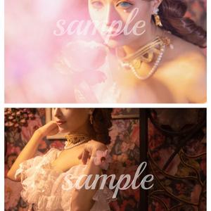 血の女王写真集「La vie en rose」
