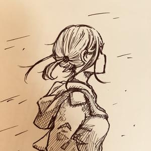 漫画『日常銭湯』*ポストカード付