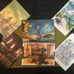 ポストカード全20種セット【10%オフ】
