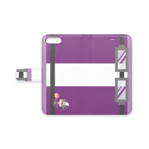 【wrwrd!】piくんスマホケース【iPhone 7Plus/8Plus/XS/X】