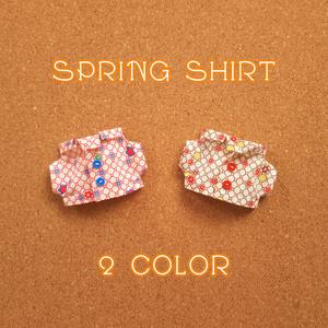 ぬい服・スプリングシャツセット