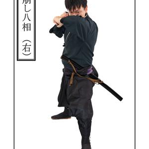 はなまる剣遊会監修 日本刀の構え方 その弐
