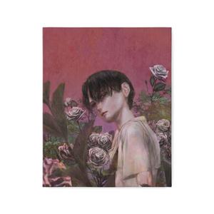 「pink」キャンバスプリント