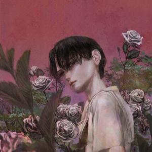 「pink」ポストカード