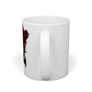 「薔薇の目」マグカップ