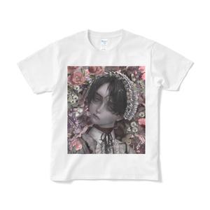 「罠」Tシャツ短納期白&黒