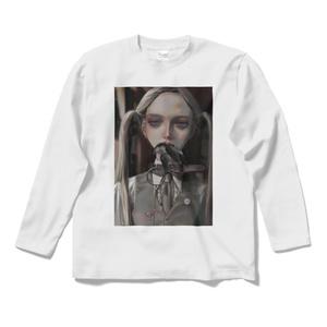 「20,5,15」ロングスリープTシャツ白&黒