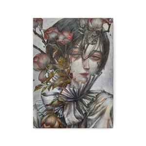 「花器」キャンバスプリント