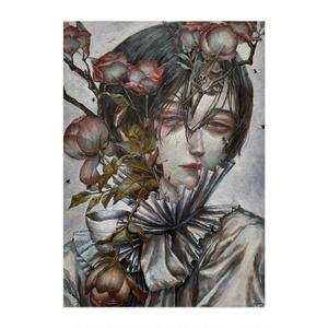 「花の器」ポスター