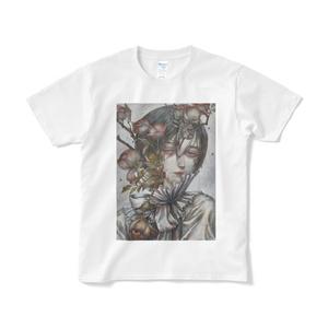 「花器」Tシャツ短納期白&黒