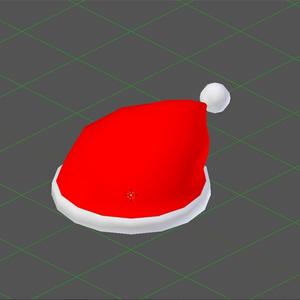 クリスマスの帽子!