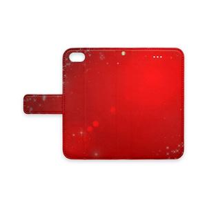 「紅き光」iPhone7/8対応ケース