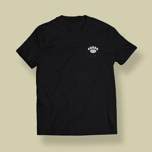 肉球Tシャツ