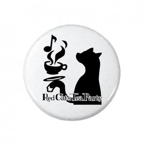 赤猫茶会缶バッジ