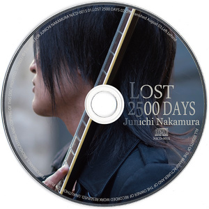 LOST 2500 DAYS (特典CD付き)