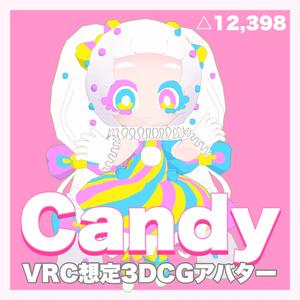 『Candy』オリジナル3Dモデル
