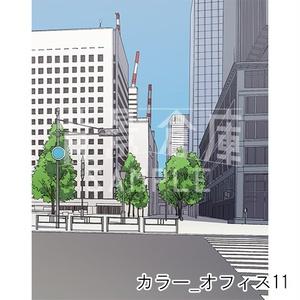 カラー背景集_セット15(オフィス)