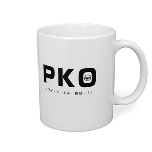 アイドル部本気の学力テストマグカップ デザイン2