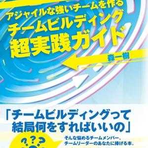 (冊子+電子版:セール中)チームビルディング超実践ガイド