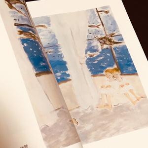 「箱庭水族館」イラストレーションブック